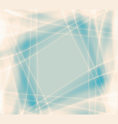 Abstract background ice template vector