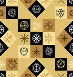 Christmas pattern94 vector image