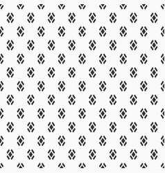 Seamless pattern of rhombuses and inclined vector