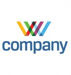 www colorful logo vector image