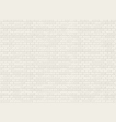 Seamless dutch bond white brick wall texture vector