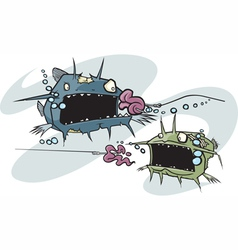 Zombie Cats also vector image