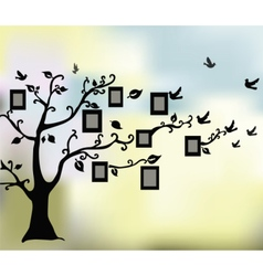 Abstract Magic Tree of Life vector