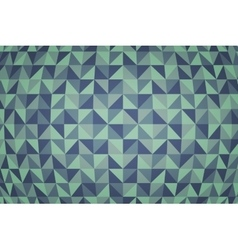Abstract background triangle vector image