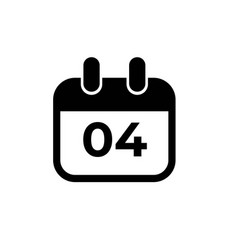 7-1-20 -2-calender icon date 01 - transparent vector
