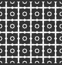 abstract seamless pattern arabian style ethnic vector image