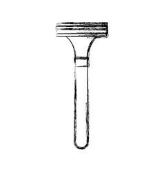 razor icon image vector image