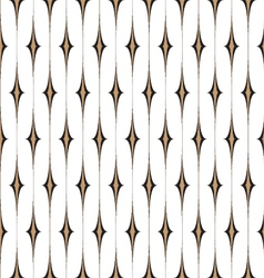 rhombus seamless abstract pattern vector image vector image