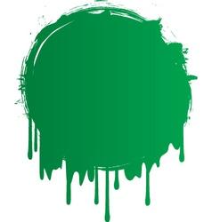 grunge Libya flag vector image