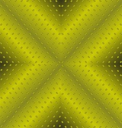 Technology Background With Green Seamless Texture vector image