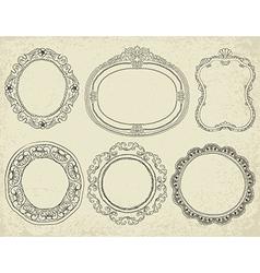 Frames coll vector