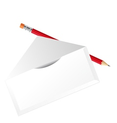 abstract note vector image vector image