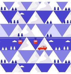 Mountain2 vector
