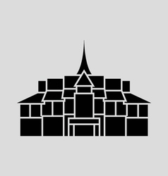 Phnom Penh vector image