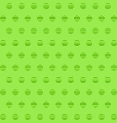 Seamless Geometric Pattern with Grunge Circles vector image vector image