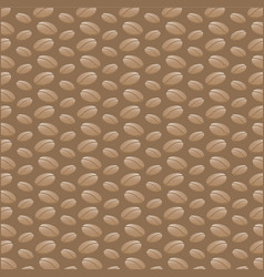arabica pattern vector image vector image