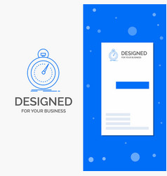 Business logo for done fast optimization speed vector