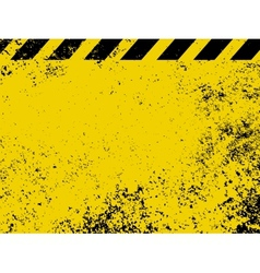Industrial hazard stripes texture vector image