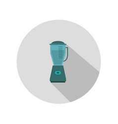 Blender icon in on white background vector