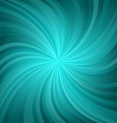 Dark cyan twirl pattern background vector