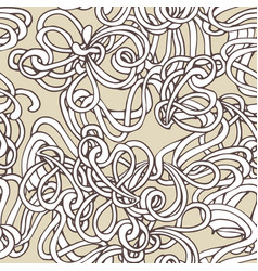 Marine knot pattern vector