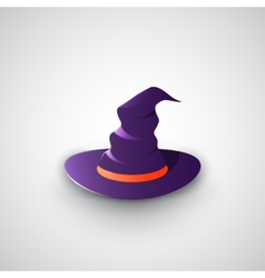 Witchs Hat vector image