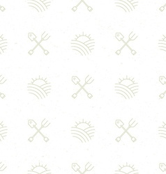 Agricultural Pattern vector
