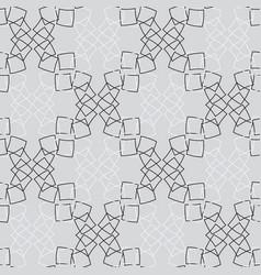 ornate diamond pattern seamless vector image