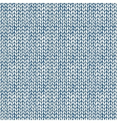 Seamless patterns with knitted texture vector image
