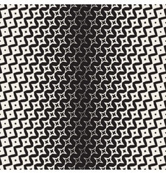 Star Line Shape Halftone Transition vector