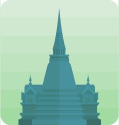 Thai Temple vector