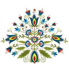 Polish embroidery design inspiration vector