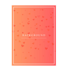 Happy womens day on pink background template vector