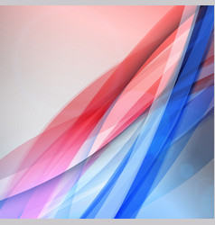 Abstract colorful background wave background vector