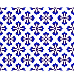 ceramic pattern seamless design vector image