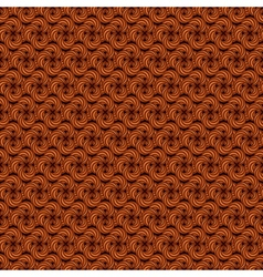 floral textured fabric vector image