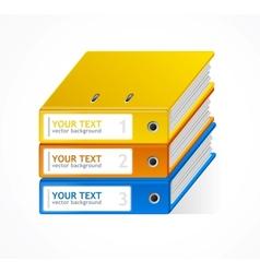 Binders speech templates for text vector