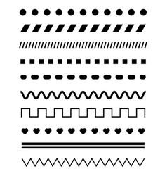 Simple texture elements vector