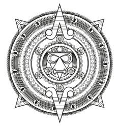 Mayar Stone vector image