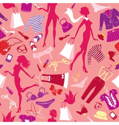fashion seamless vector image