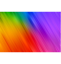 abstract retro striped colorful background eps 10 vector image