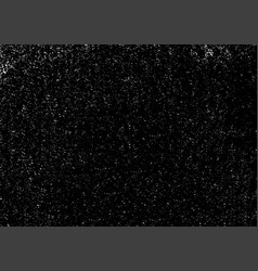 Grunge black and white urban texture vector