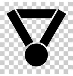 champion award icon vector image