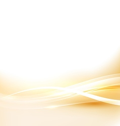 Abstract bright and flow background on below part vector