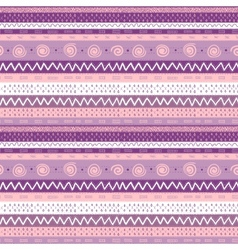 Ethnic African Seamless Background vector image