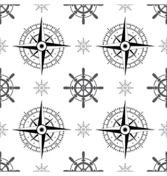 Wind rose seamless vector