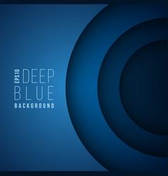 dark blue business 3d wallpaper abstract vector image