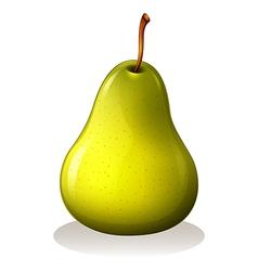 A pear vector