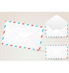 Envelope detailed - realistic vector image