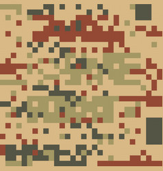 Military camouflage background vector